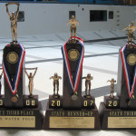 Trophy Display in old pool